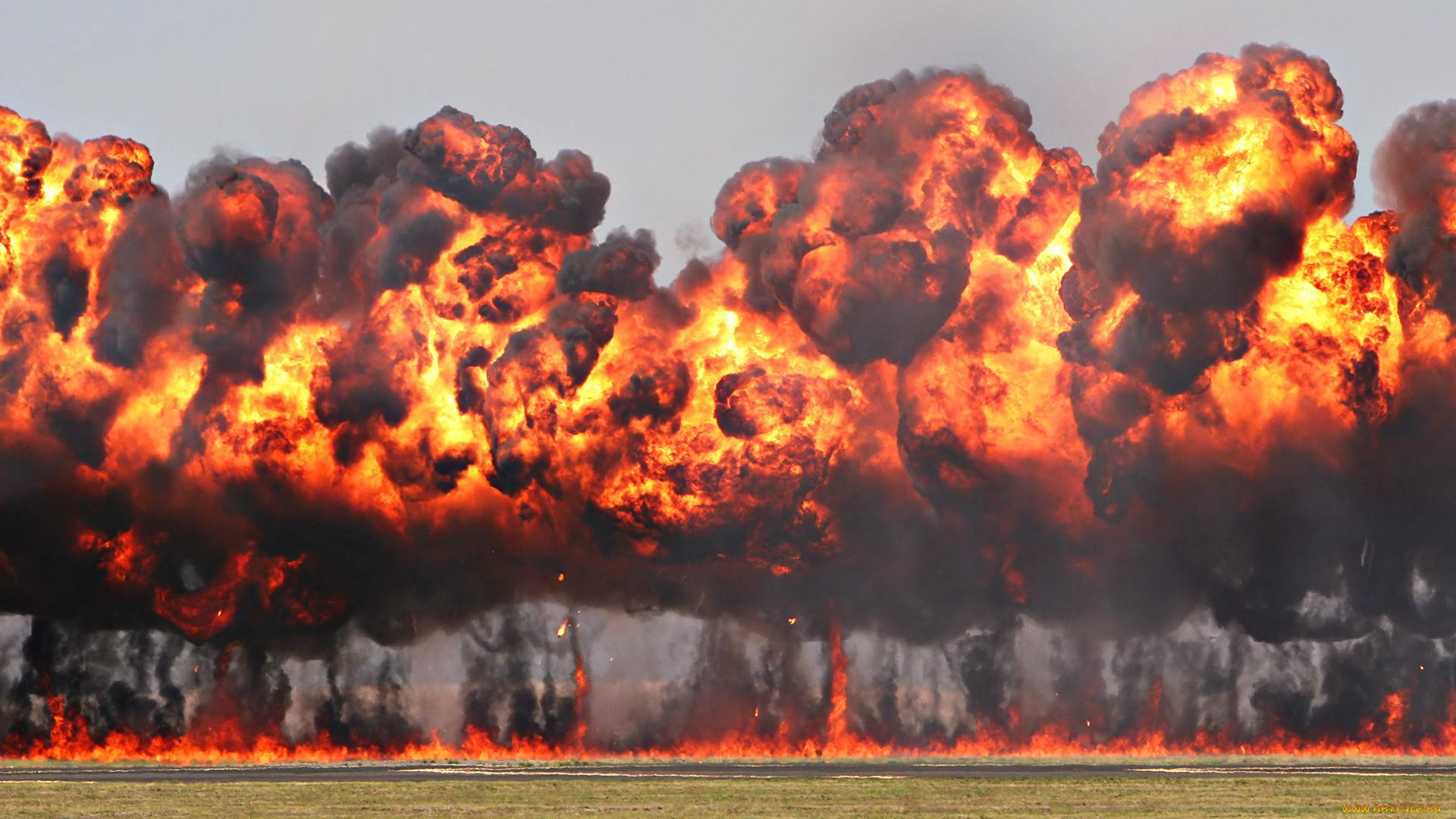 Картинки эпичные взрывы